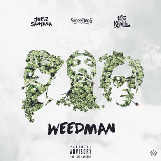 Juelz Santana, Snoop Dogg and Wiz Khalifa Celebrate 4/20 on New Song 'Mr. Weedman' -