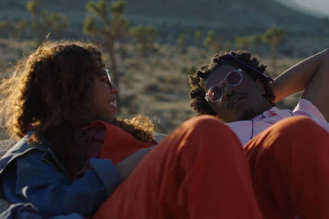 Smino Takes His Ride or Die Chick to the Desert for 'Anita ...