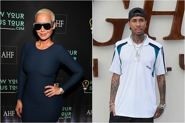 Amber Rose Confirms Her Twitter Got Hacked After Tyga Targeted in Tweets