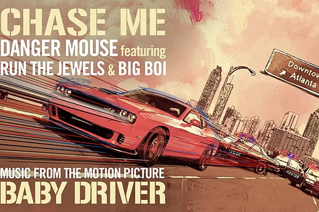 Danger Mouse, Run The Jewels and Big Boi Team Up on New Song 'Chase Me' -