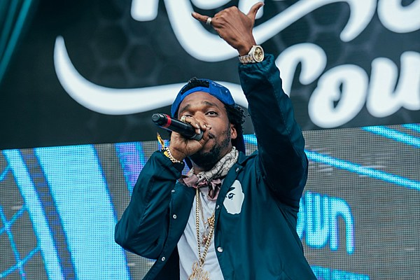 Currensy Reveals Dates...