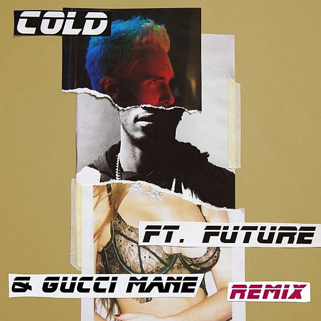 "Gucci Mane Jumps on Future and Maroon 5's ""Cold"" for the Remix -"
