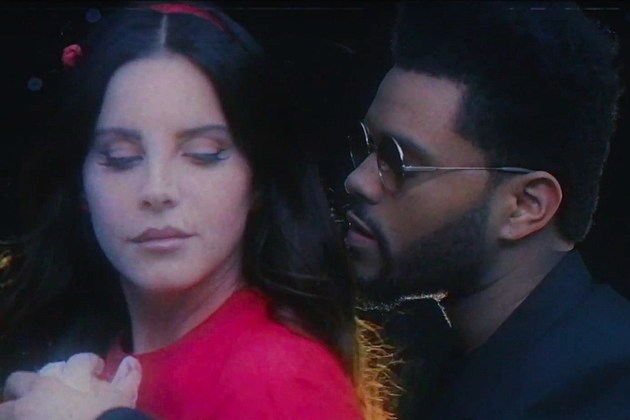 The Weeknd Stars in Lana Del Rey's New 'Lust for Life' Video