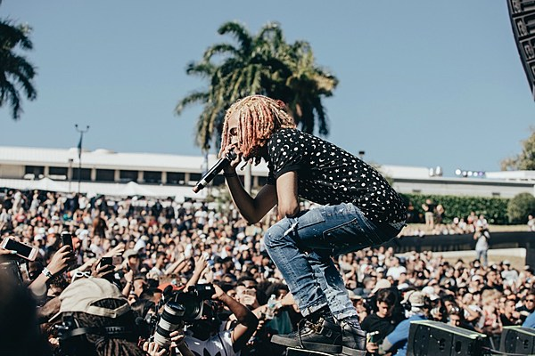 Lil Pump Says Debut Project Is Finally Finished, Previews New Song - XXL