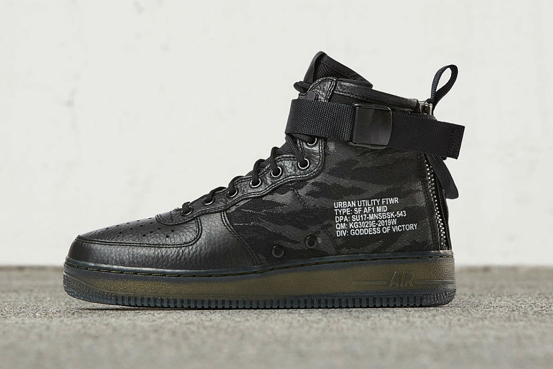 nike unveils special field air force 1 mid xxl. Black Bedroom Furniture Sets. Home Design Ideas