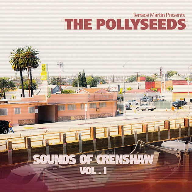 Terrace martin forms new group the pollyseeds drops for The terrace group