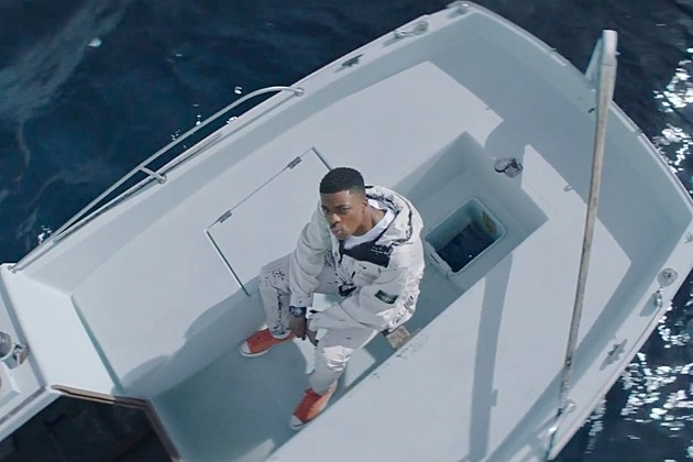 Vince staples shares new video for 39 big fish 39 release for Big fish soundtrack