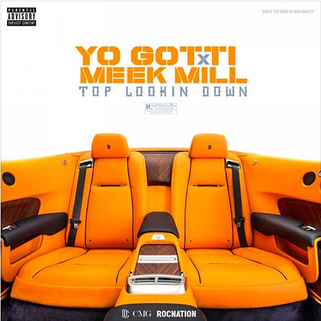 Yo Gotti and Meek Mill Link Up on New Song 'Top Looking Down'