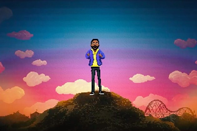 Big Sean Gets Virtual in 'Jump Out the Window' Video