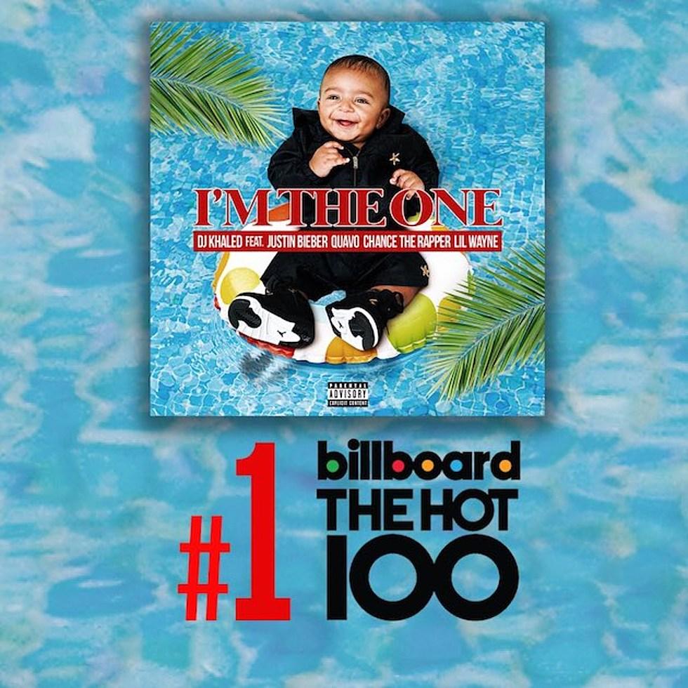 Dj Khaleds Im The One Single Debuts At No  On Billboard Chart