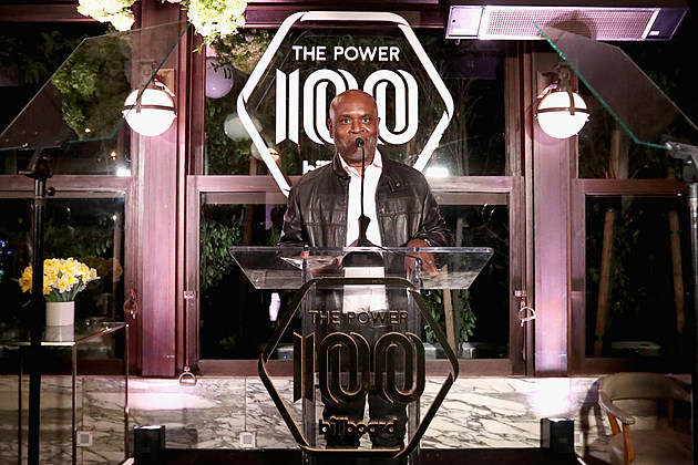 2017 Billboard Power 100 - Inside