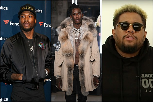 Meek Mill, Young Thug and DJ Carnage Shoot New Video
