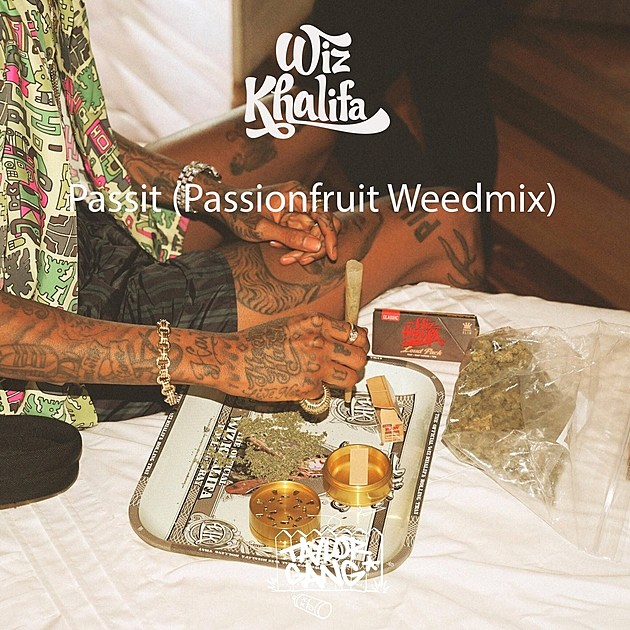 Wiz Khalifa Remixes Drake's 'Passionfruit' for New Song 'Passit' -