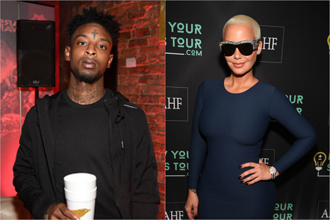 Who Is Amber Rose Dating Now