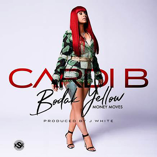 Cardi B Is All About the Cash on New Song 'Bodak Yellow (Money Moves)' -