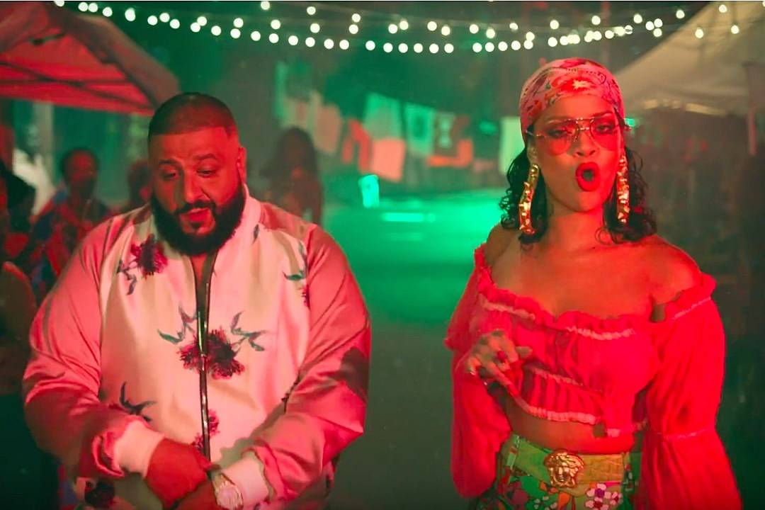 Best GIFs From DJ Khaled's 'Wild Thoughts' Video