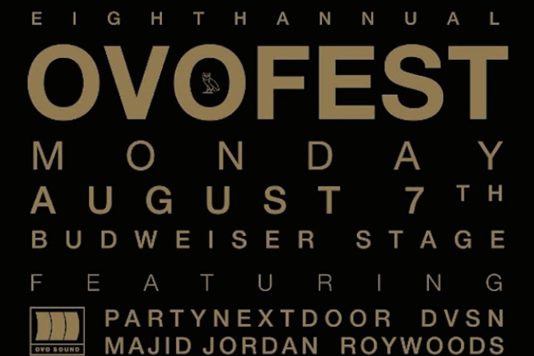 Drake Announces Eighth Annual Ovo Fest Xxl