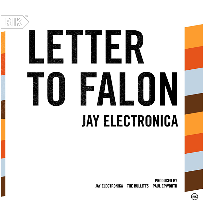 Letter To Falon Cover