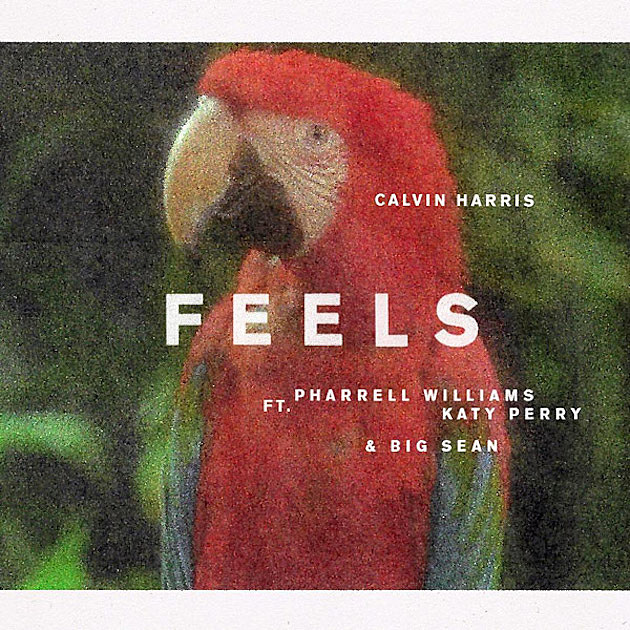 Pharrell, Big Sean and Katy Perry Come Together for Calvin Harris' New Song 'Feels' -