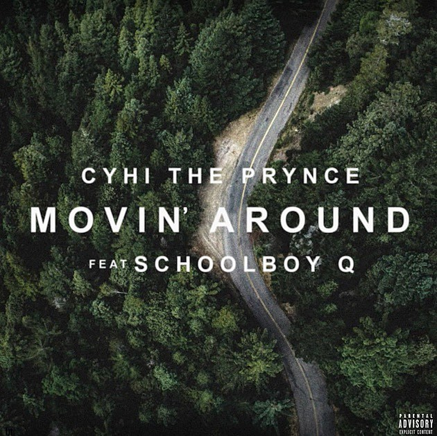 CyHi The Prynce Teams Up With ScHoolboy Q for New Song 'Movin' Around' -