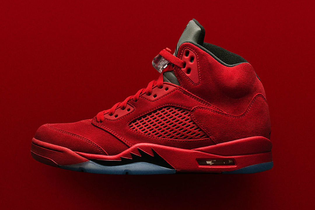 Jordan brand to release air jordan 5 flight suit sneakers xxl - Photos of all jordan shoes ...