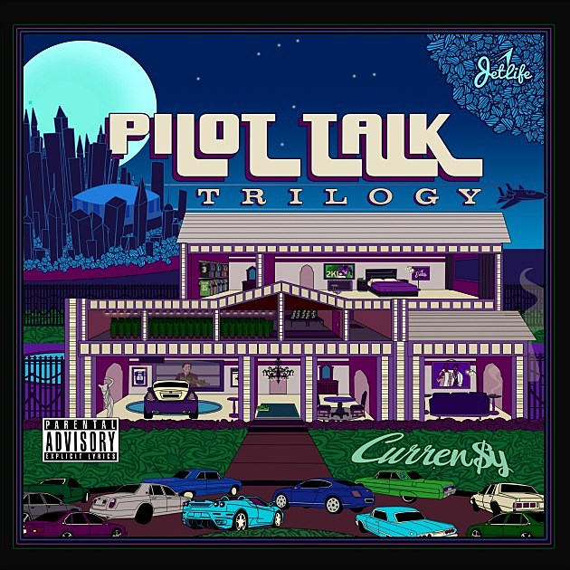 pilot talk trilogy lede1 - Currensy – Pilot Talk Trilogy Album (Zip Download)