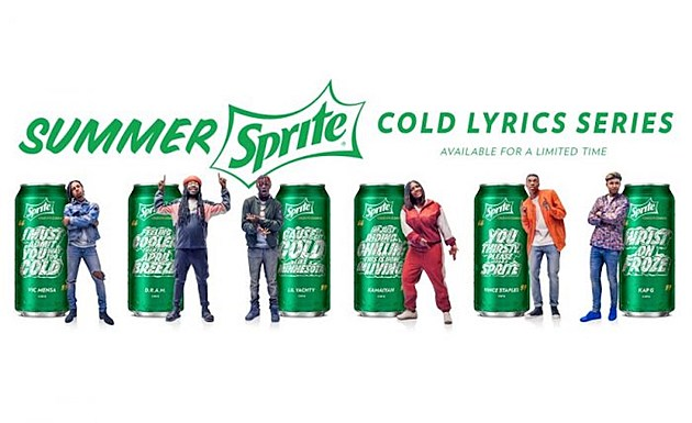 Vince Staples, Lil Yachty and More Get Their Own Sprite Cans