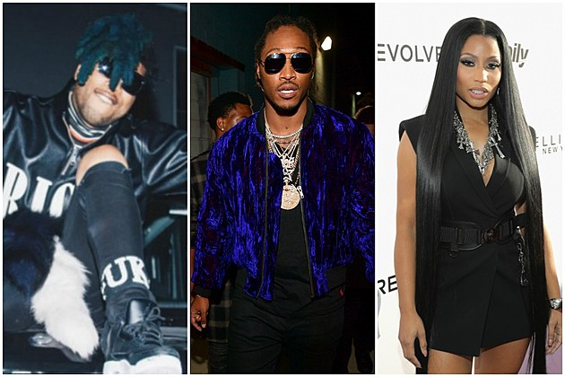 TM88 Reveals He Originally Made Future's 'Codeine Crazy' Beat for Nicki Minaj