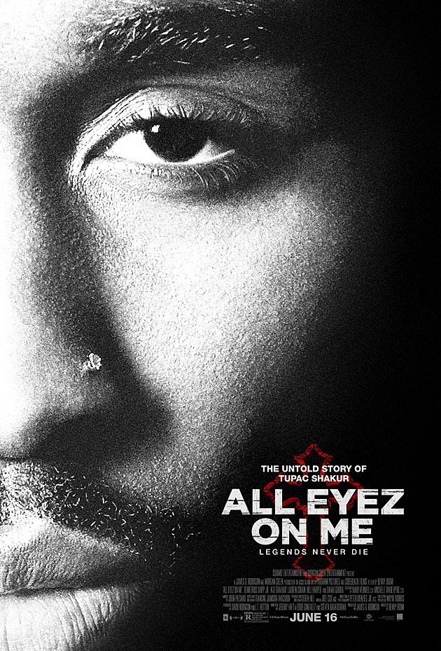 Tupac Film 'All Eyez on Me' Earns $3 Million on First Night