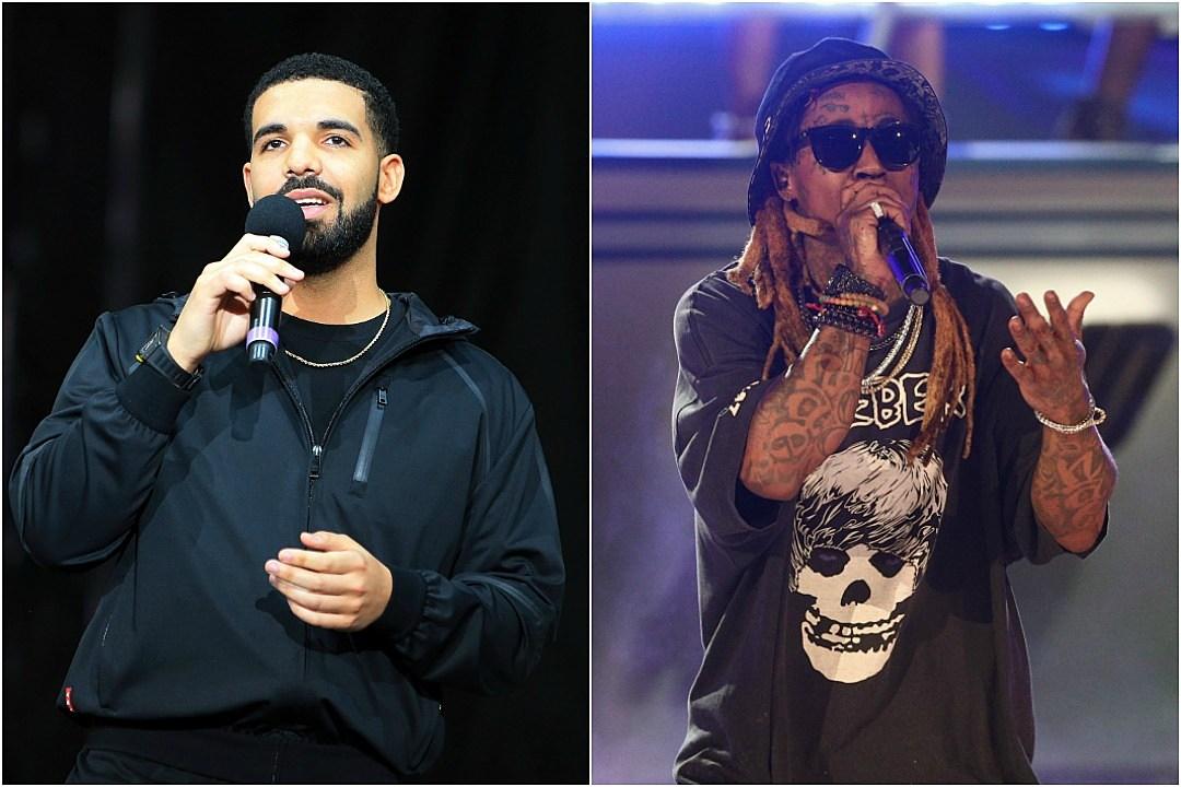 Drake Teases Lil Wayne Collaboration
