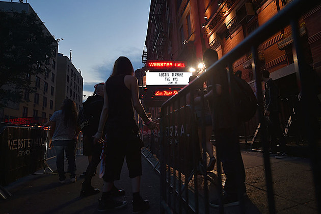 Austin Mahone In Concert - New York, NY