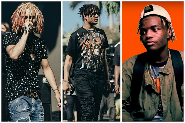 Lil Pump and Smokepurpp Go in on Ian Connor