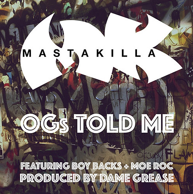 Masta Killa, Boy Backs and Moe Roc Pay Homage on New Song 'OGs Told Me' -