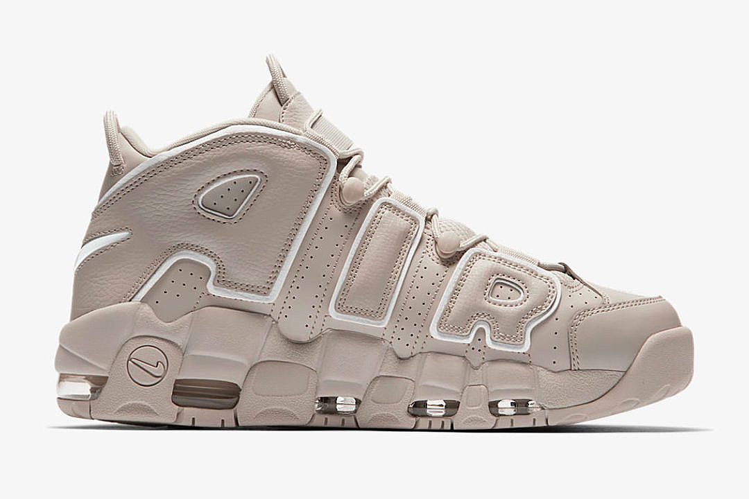 Nike Unveils Air More Uptempo To The Bone Sneakers