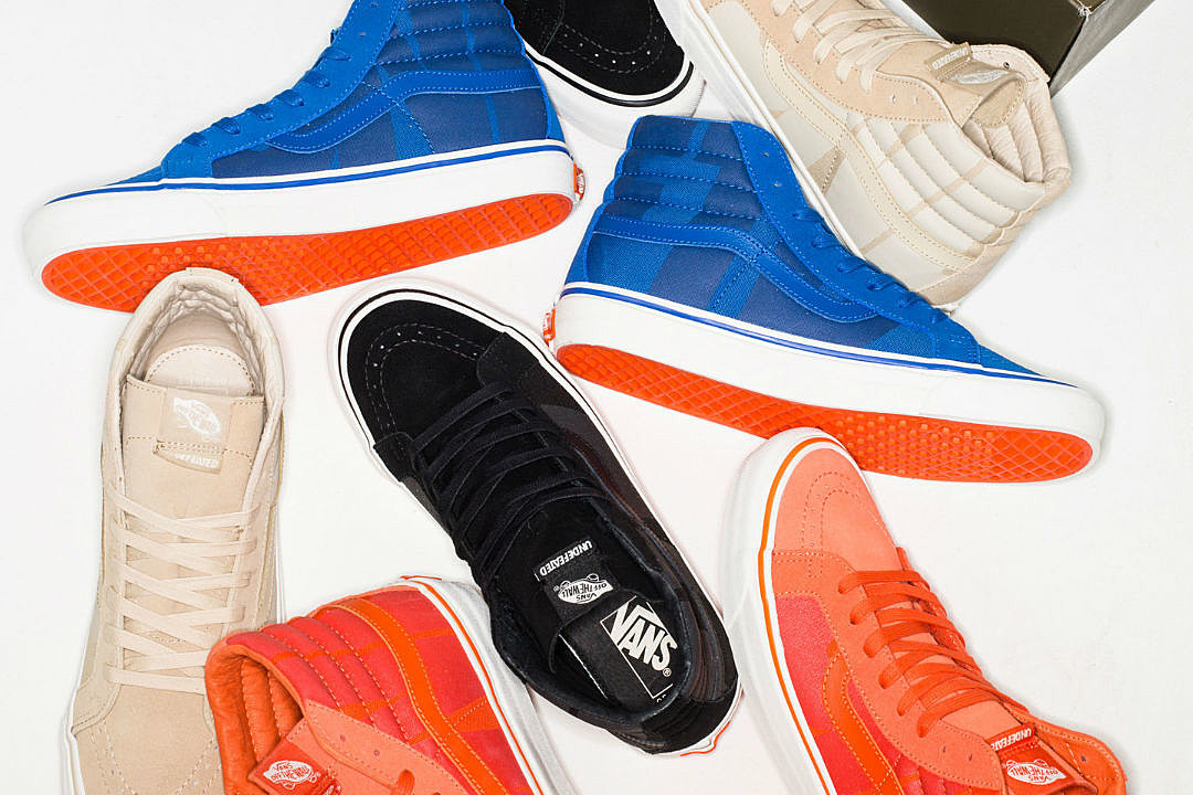 fe8eb2ce07 Vans and Undefeated to Release Sk8-HI OG LX Collection – Power102Jamz