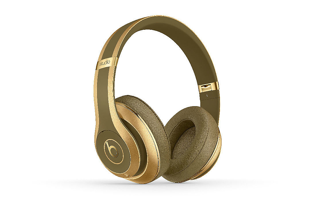 Apple's new Balmain-branded Beats are rose-gold posh