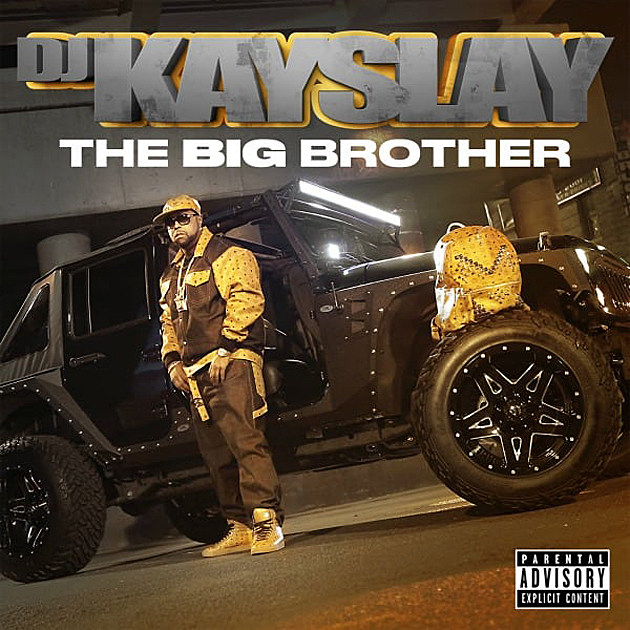 DJ Kay Slay Big Brother Cover