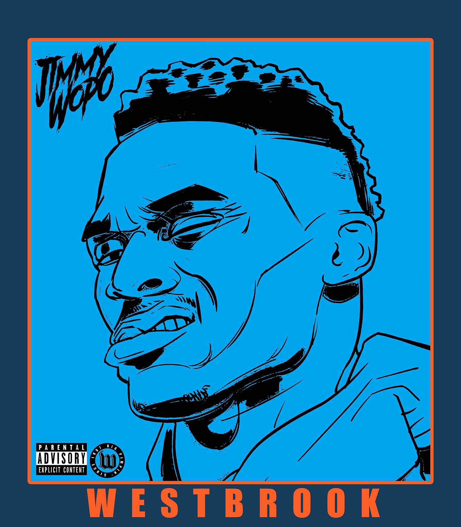 Jimmy Wopo Drops New Single 'Westbrook' From Behind Bars -