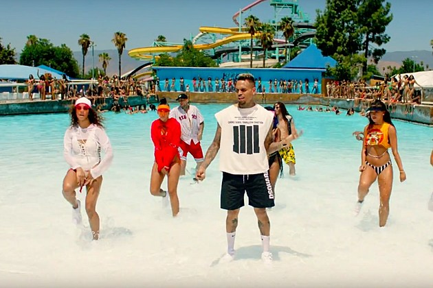 Chris Brown Drops 'Pills And Automobiles' Video With Yo