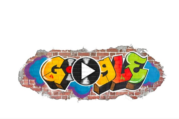 Google's New Doodle Celebrates the 44th Anniversary  Hip-Hop