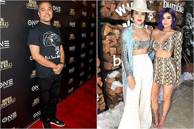 Irv Gotti Thinks Kardashians Dating Rappers Is Fueling Racism