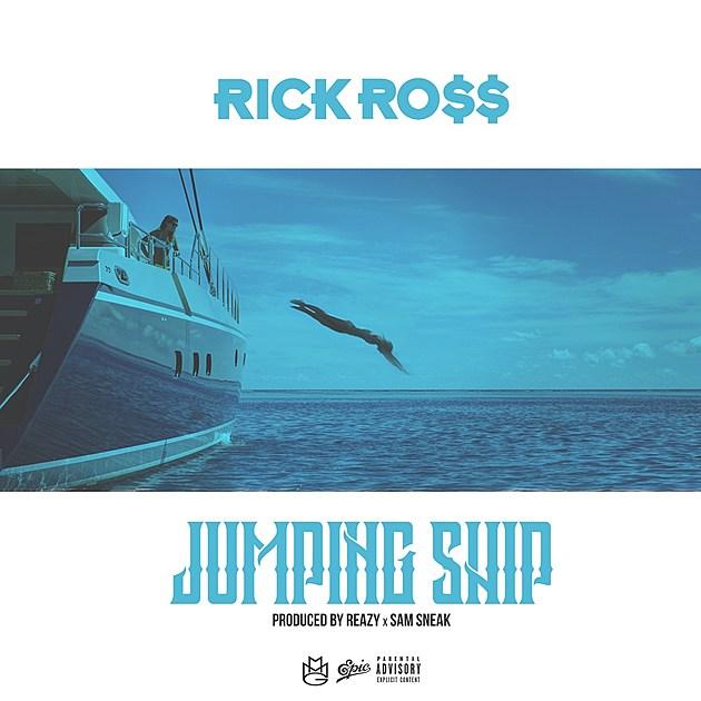 Rick Ross Jumping Ship Cover