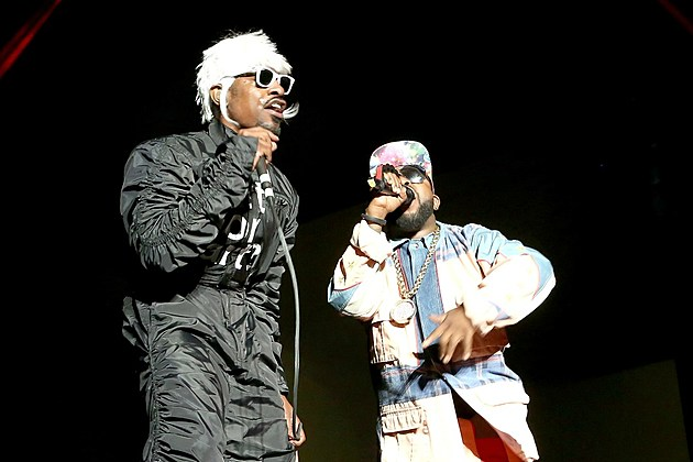 Andre 3000 Is Fine With OutKast Never Doing Another Album ...