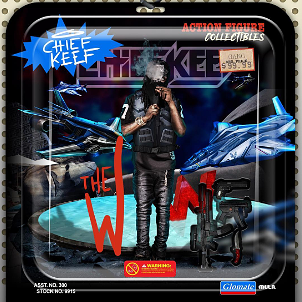 Chief Keef Reveals Cover and Tracklist for 'The W' Mixtape ...