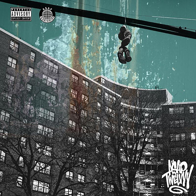 Asap Twelvyy 12 Album Cover