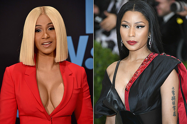 Cardi B's 'Bodak Yellow' Becomes Highest-Charting Song by Female Rapper Since Nicki Minaj's 'Anaconda'