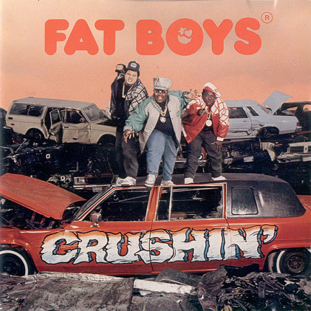 Today in Hip-Hop: The Fat Boys Drop 'Crushin'' Album