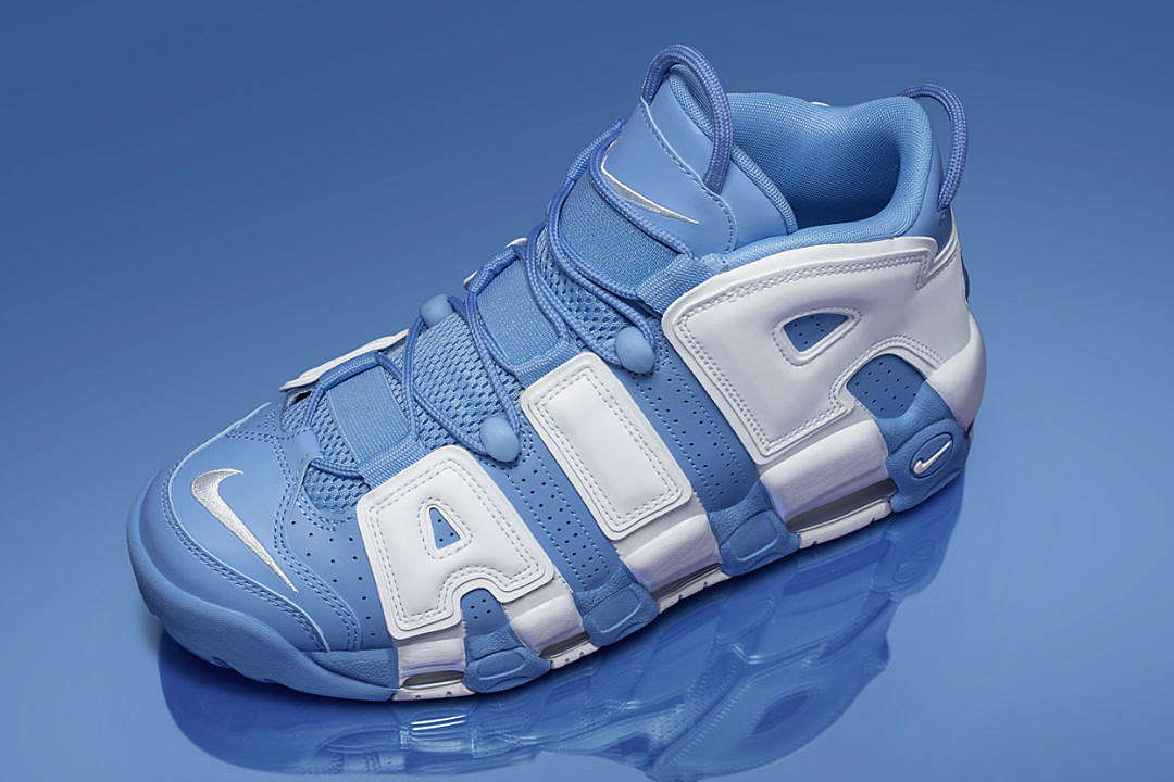 Nike To Release Air More Uptempo University Blue Xxl