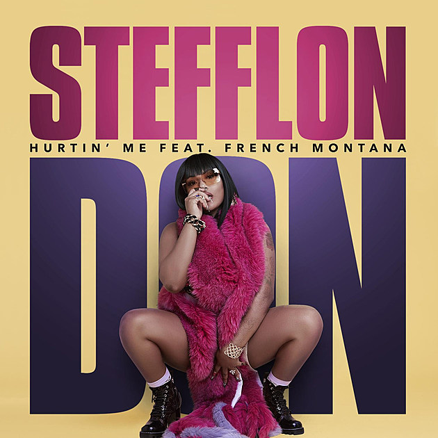 Stefflon Don and French Montana Collab on New Song 'Hurtin' Me' -
