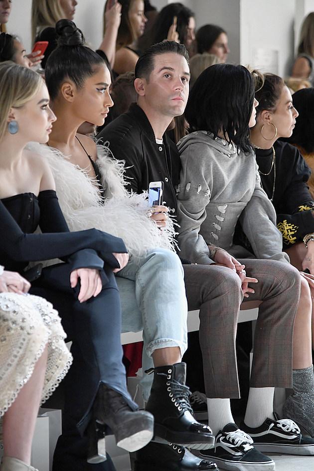 Jonathan Simkhai - Front Row - September 2017 - New York Fashion Week: The Shows